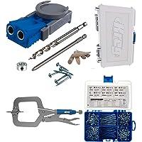 Deals on Kreg R3 Master System w/SK04 Pocket Hole Screw Starter Kit