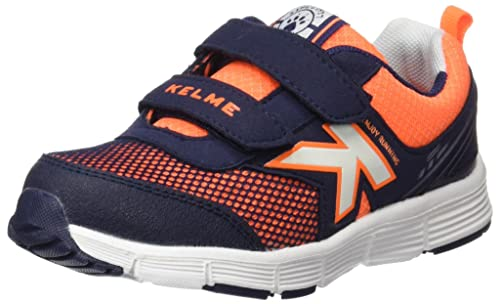 c23dc23e7a Kelme Unisex Kids  Runner One V Fitness Shoes  Amazon.co.uk  Shoes ...