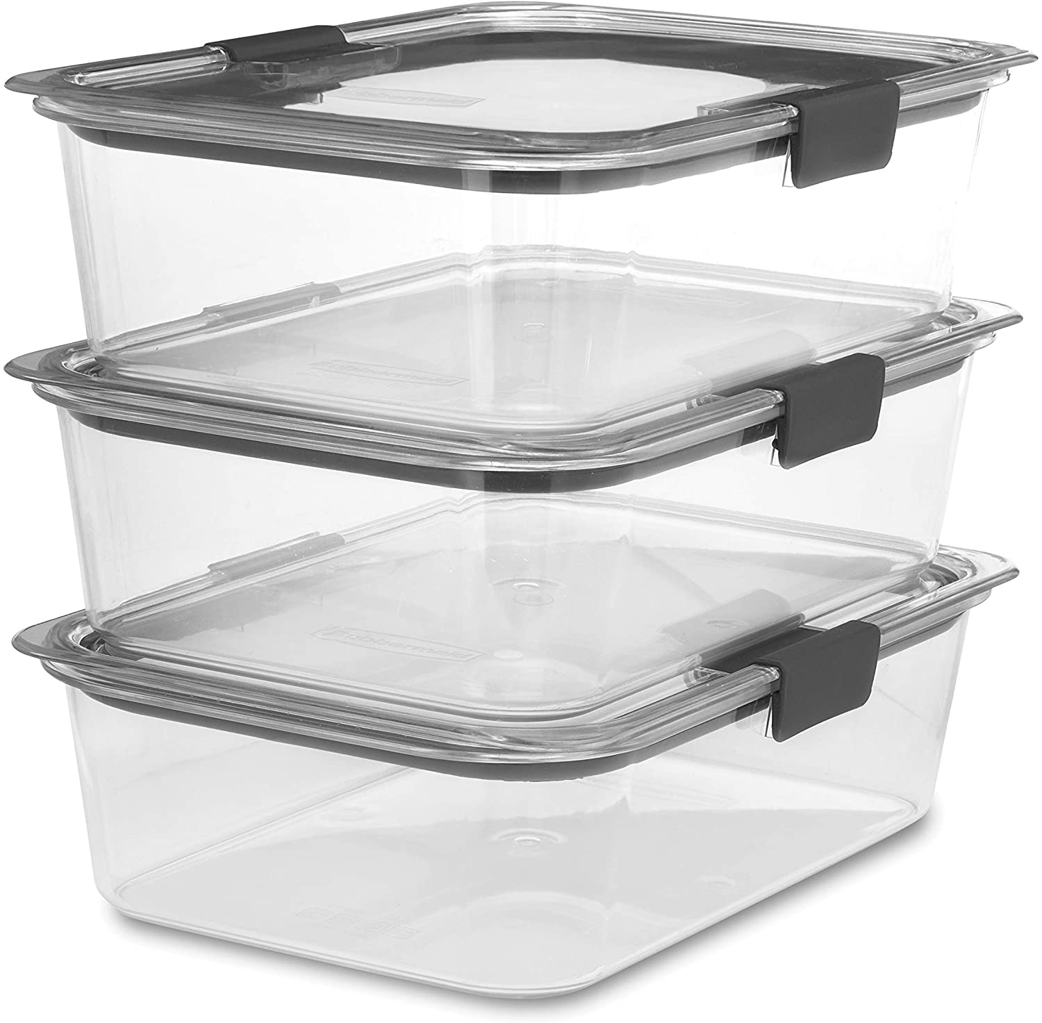 freeze-safe food storage container to freeze leftover bread