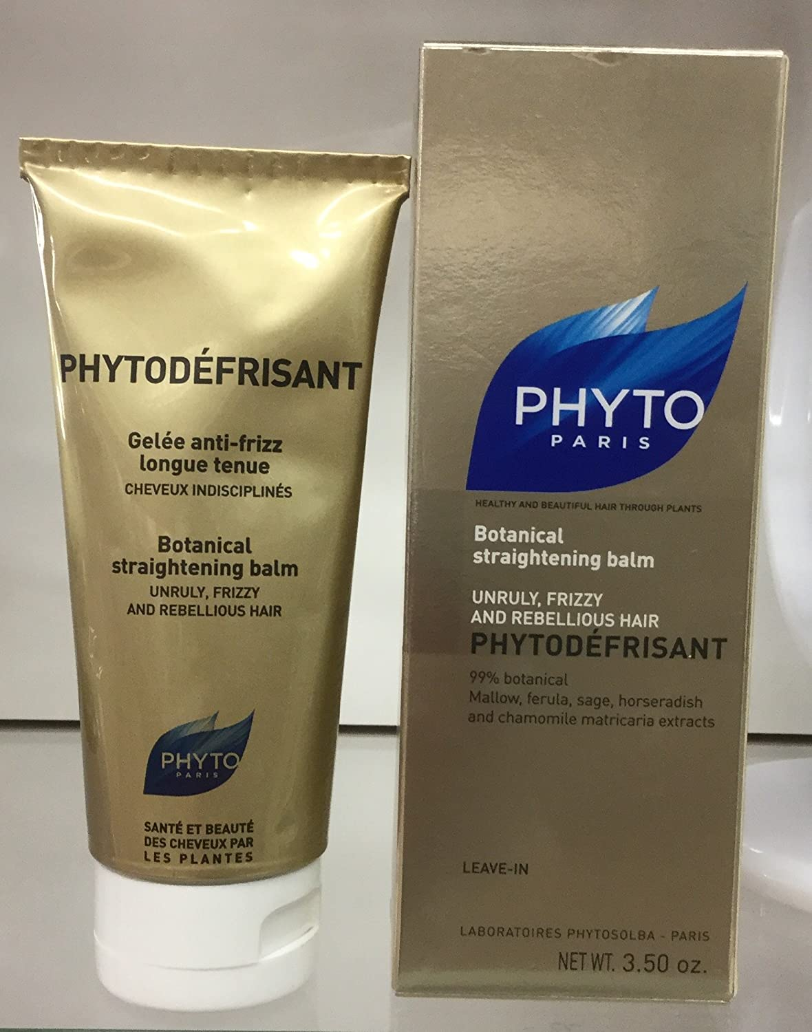 Phyto Phytodefrisant Gel Anti-Frizz amazon opiniones