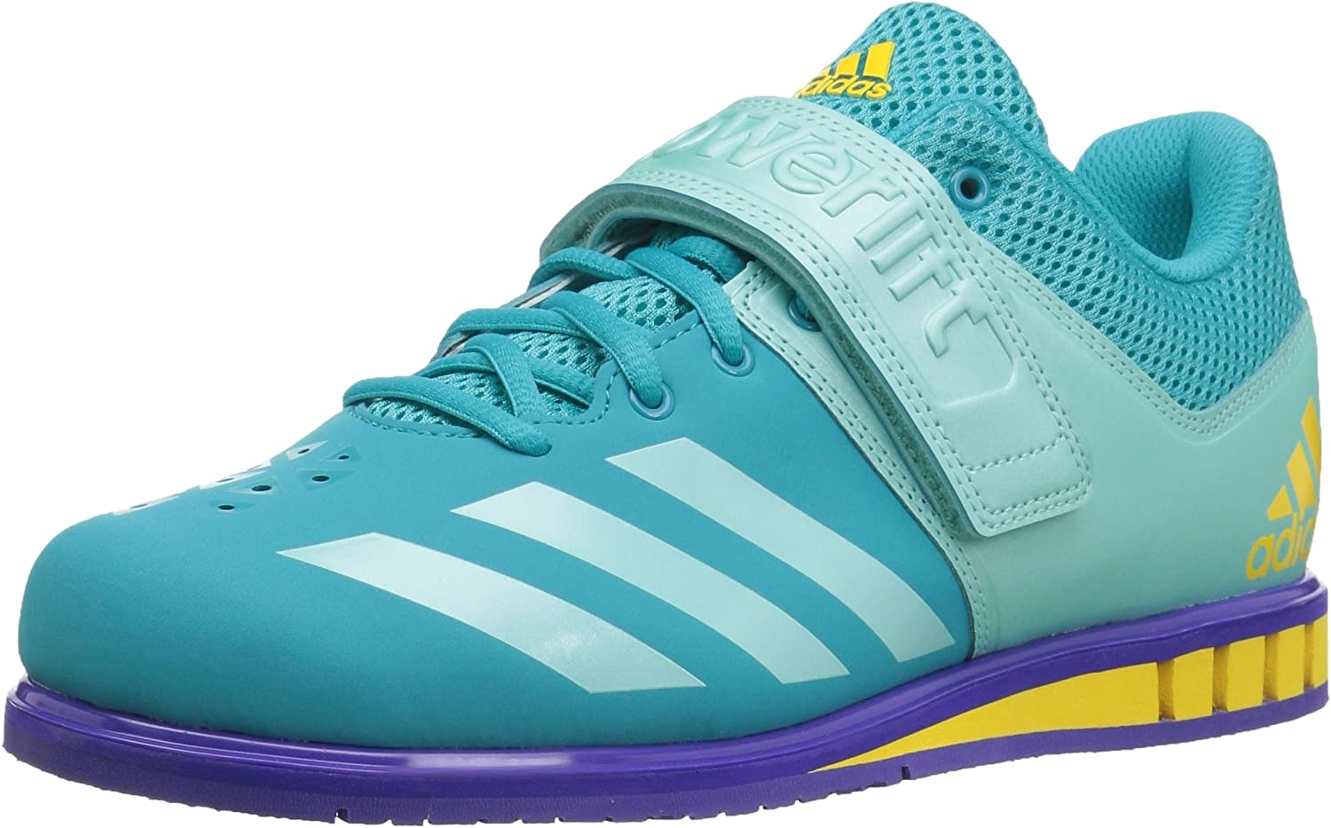 adidas Women's Powerlift 3 1W Cross Trainer Shoe