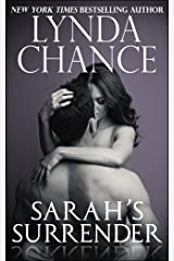 Sarah's Surrender (Ranchers of Chatum County Book 2) Kindle Edition
