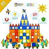 Tytan Magnetic Tiles & Building Blocks - STEM Certified Toys, Magnets for Kids, Boys/Girls Fun, Creative, Educational…