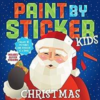 Paint By Sticker Kids: