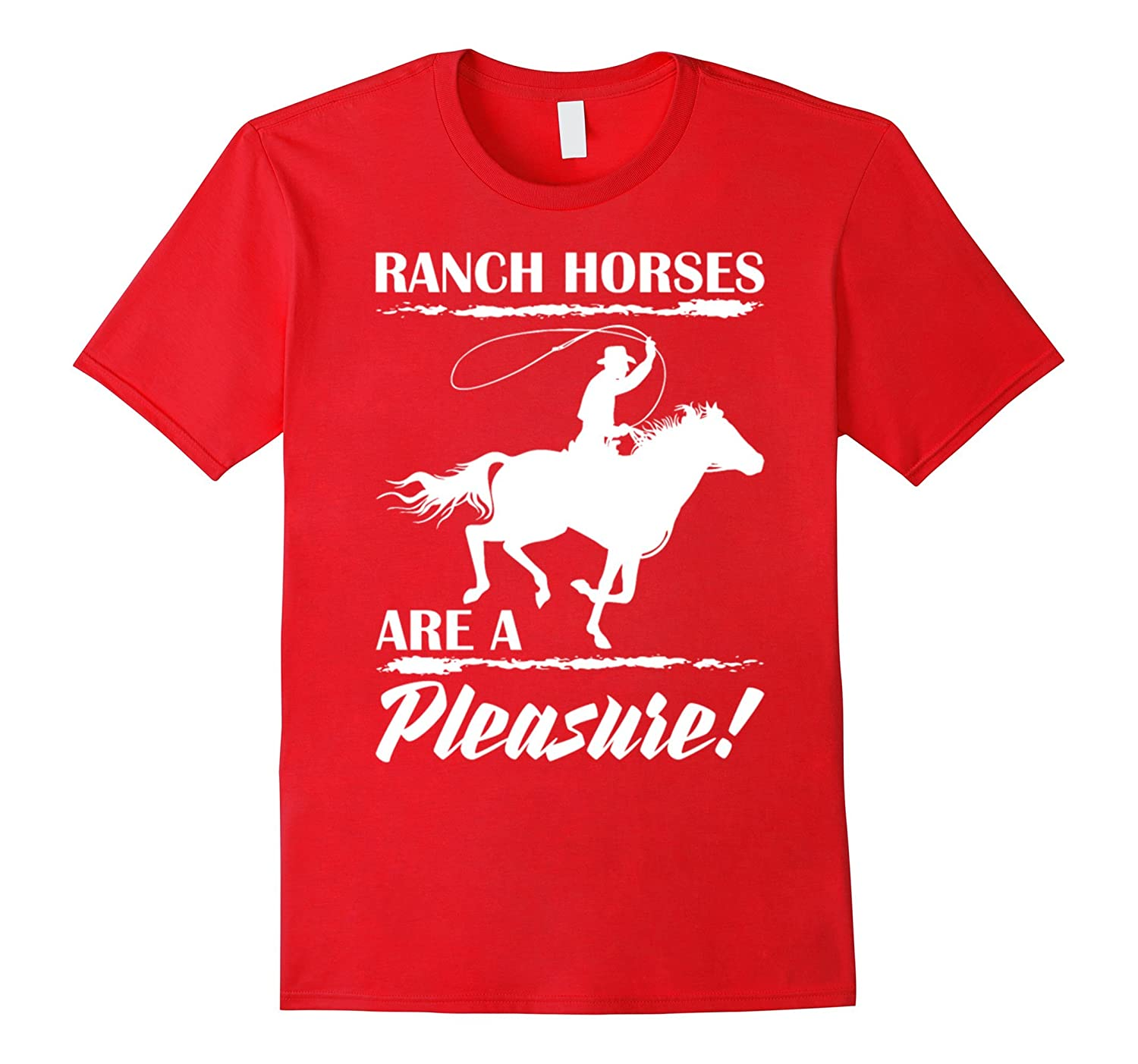 Wings of Hope Ranch All of the Horses Shirt-PL