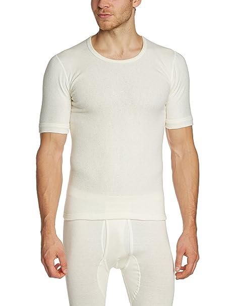 Susa Angora Unterhemd S8050090 - Camiseta interior Hombre: Amazon.es: Ropa y accesorios