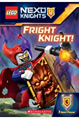 Fright Knight! (LEGO NEXO Knights: Chapter Book) Kindle Edition