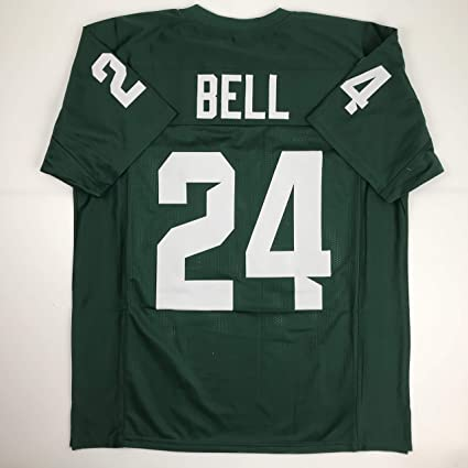best website f5baf 9fcba Amazon.com: Unsigned LeVeon Le'Veon Bell Michigan State ...