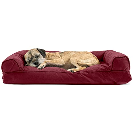 Cool Furhaven Pet Dog Bed Pillow Cushion Sofa Style Living Room Couch Pet Bed For Dogs Cats Available In Multiple Colors Styles Gmtry Best Dining Table And Chair Ideas Images Gmtryco