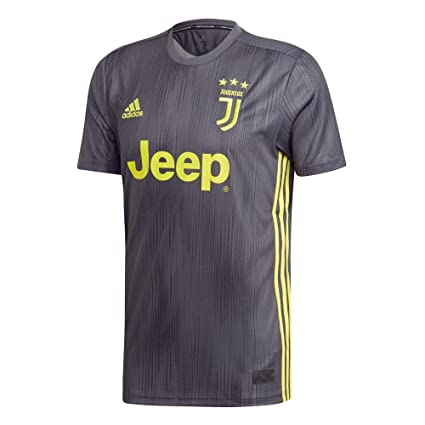 2fc896ac9 Amazon.com   adidas 2018-2019 Juventus Third Football Soccer T-Shirt ...