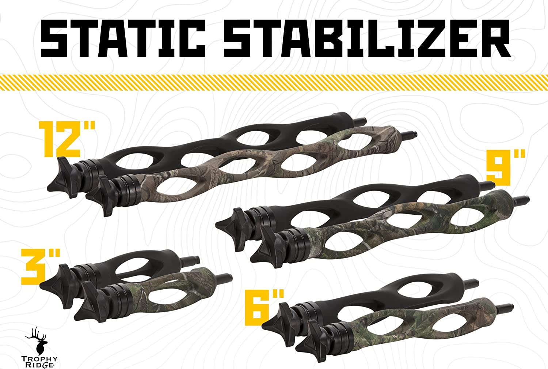 Trophy Ridge Static Bow Stabilizer Polymer