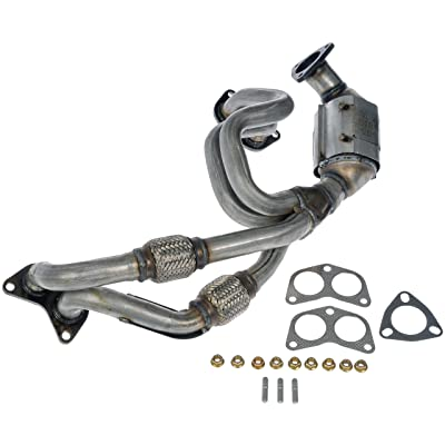 Dorman 673-864 Exhaust Manifold with Integrated Catalytic Converter (CARB Compliant): Automotive
