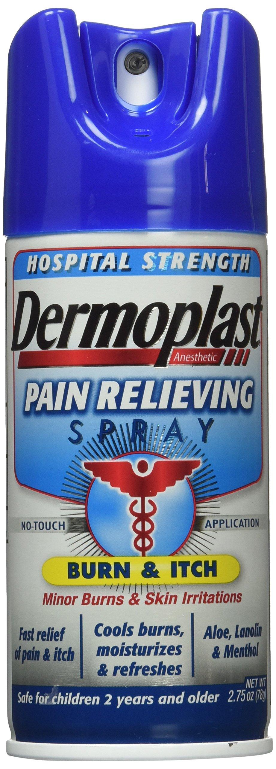 Medtech Laboratories 115-7882 Dermoplast, 2.75 oz. (Pack of 2)