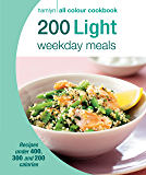 Hamlyn All Colour Cookery: 200 Light Weekday Meals: Hamlyn All Colour Cookbook (English Edition)