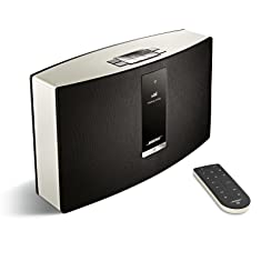 Bose SoundTouch 20 Series II Wireless Music System (White) (Discontinued by Manufacturer)