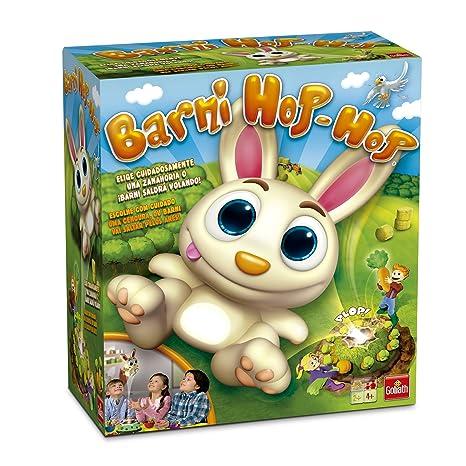 Goliath Barni Hop Hop Juego De Mesa Para Los Mas Pequenos 30513