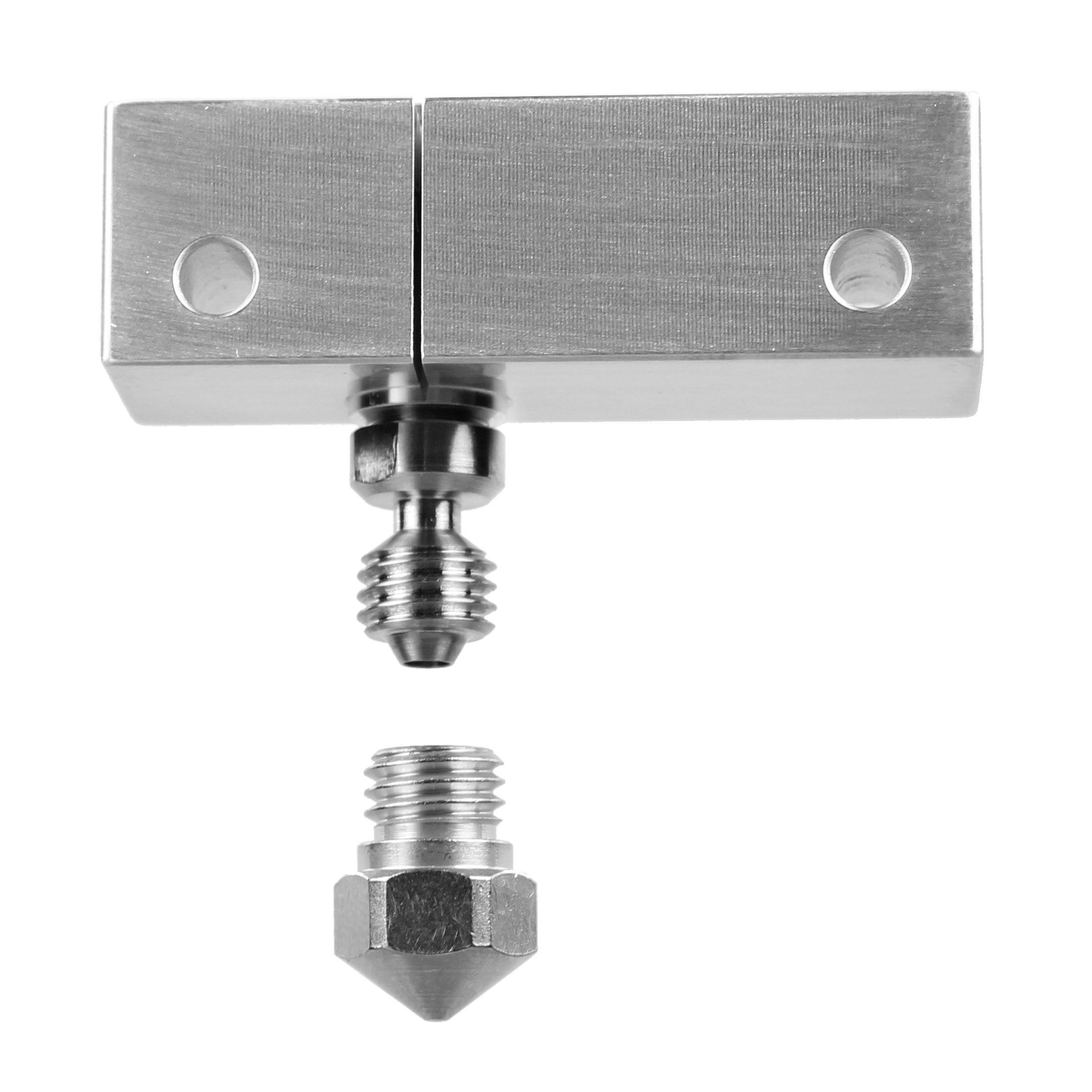 Micro Swiss All Metal Hotend con bloque de enfriamiento ranu
