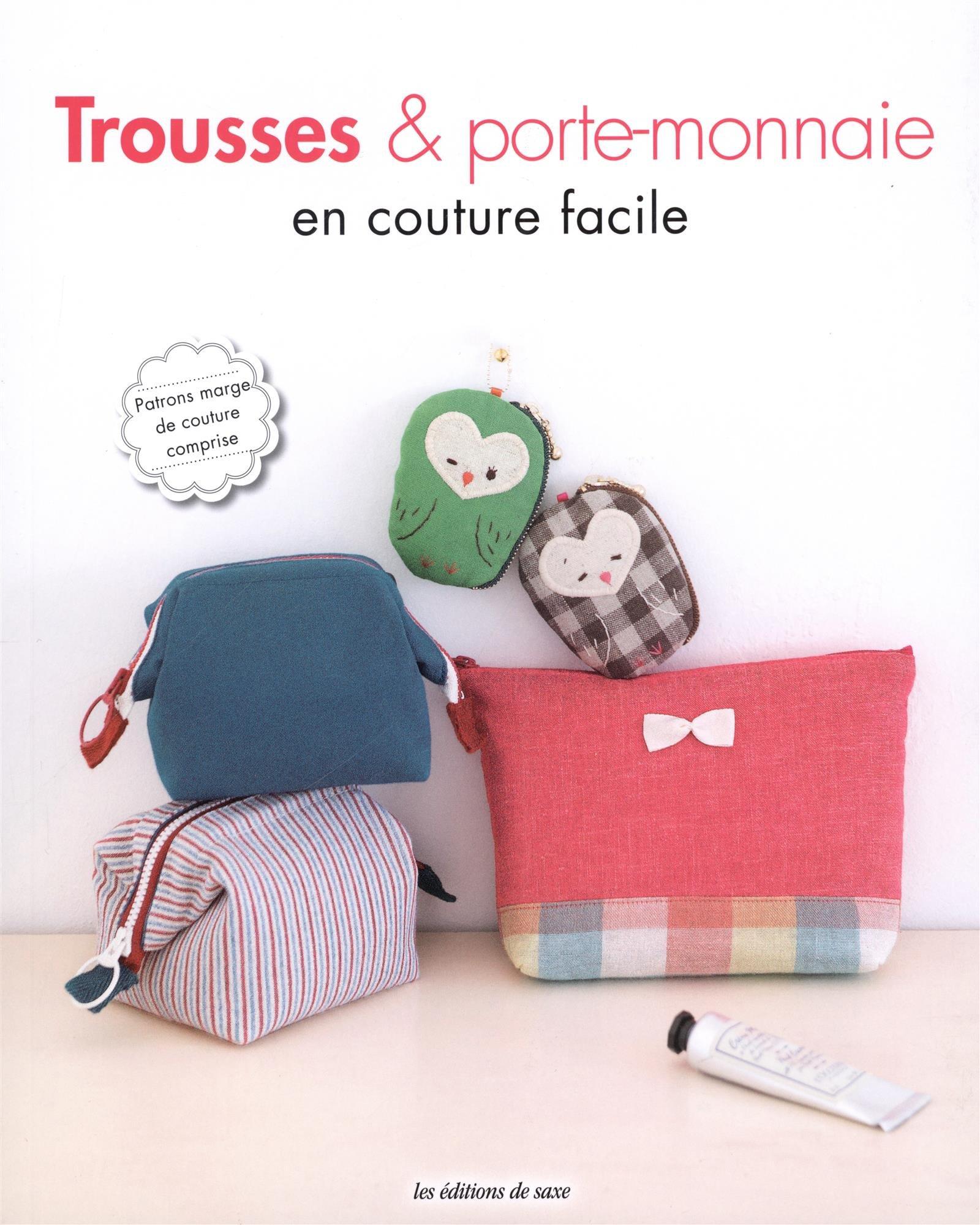 Souvent Amazon.fr - Trousses et porte-monnaie en couture facile  SK31