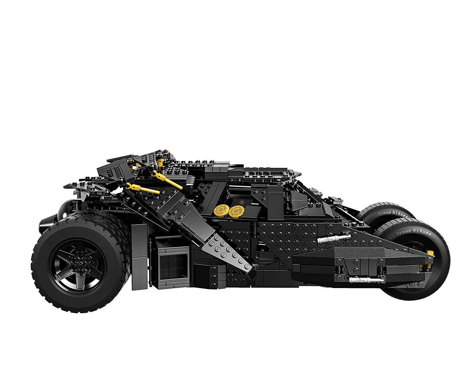 Amazon LEGO Superheroes 76023 The Tumbler Discontinued By Manufacturer Toys Games
