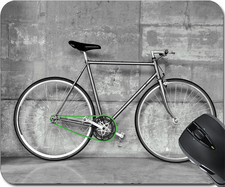 MSD 10143871 - Alfombrilla de ratón, diseño vintage de bicicleta ...
