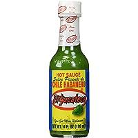 El Yucateco Green Habanero Hot Sauce, 120ml