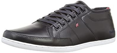 Sparko Herren Sneaker, Blau (Navy/Earth Red), 42 Boxfresh
