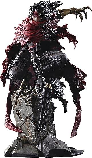 Toll Final Fantasy VII Vincent Valentine Static Arts Gallery Statuette