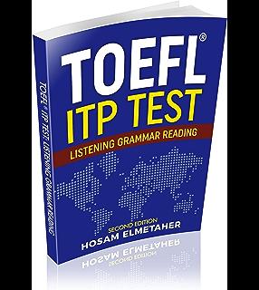 TOEFL ® ITP TEST: Grammar (English Edition) - eBooks em