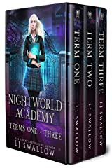 Nightworld Academy Box Set: Terms One - Three (Nightworld Academy Sets Book 1) Kindle Edition