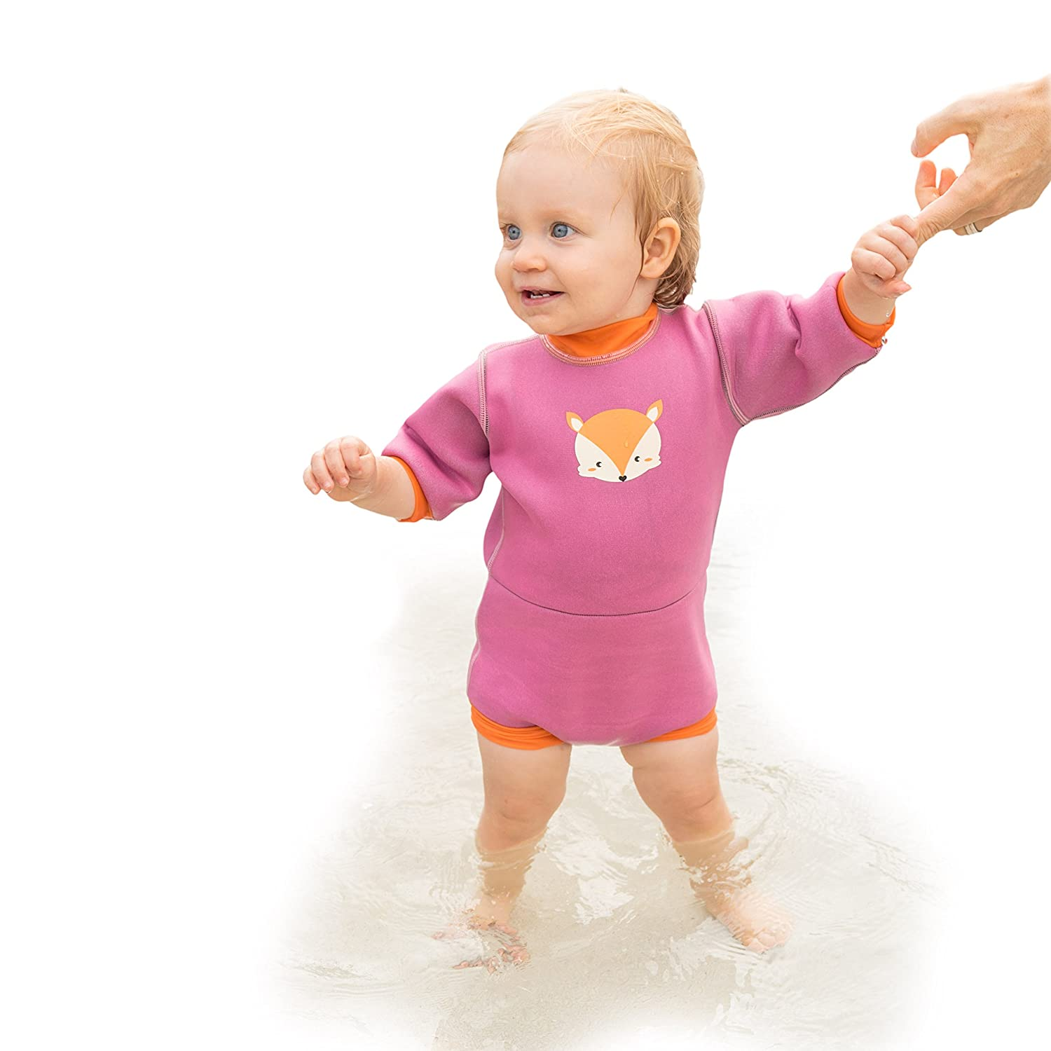 Active Nature Baby Warm Wetsuit, Neoprene, UV Protection - Swimwear for Toddlers