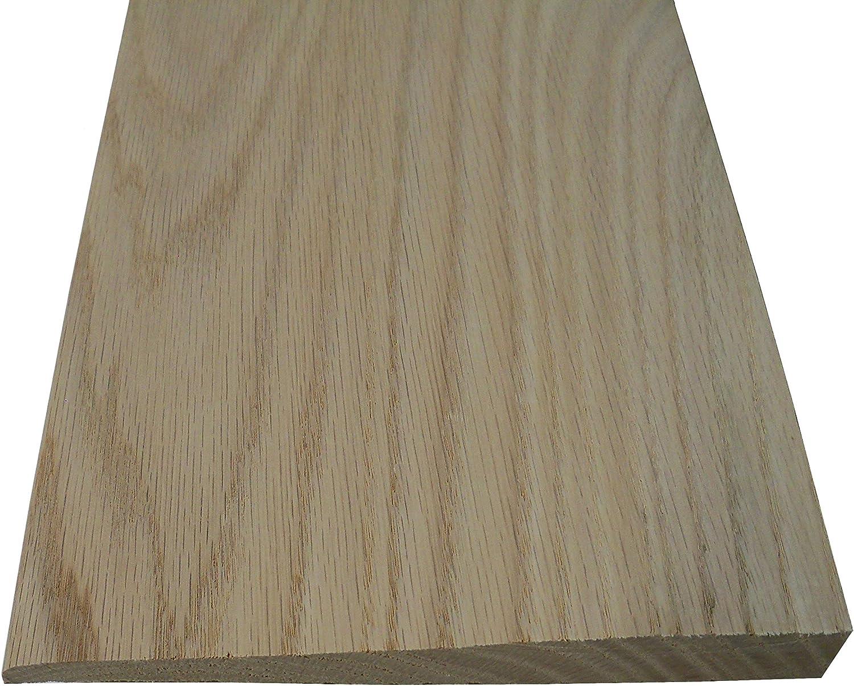 36 Long Red Oak Butt Edging//Reducer 3//8 Thick