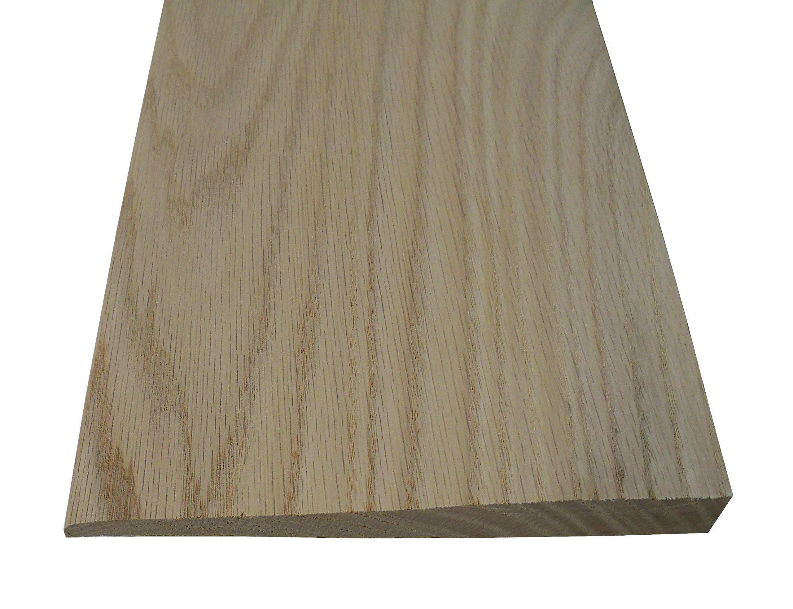 Solid Hardwood Interior Thresholds - Style D - 72 inches Long - Red Oak