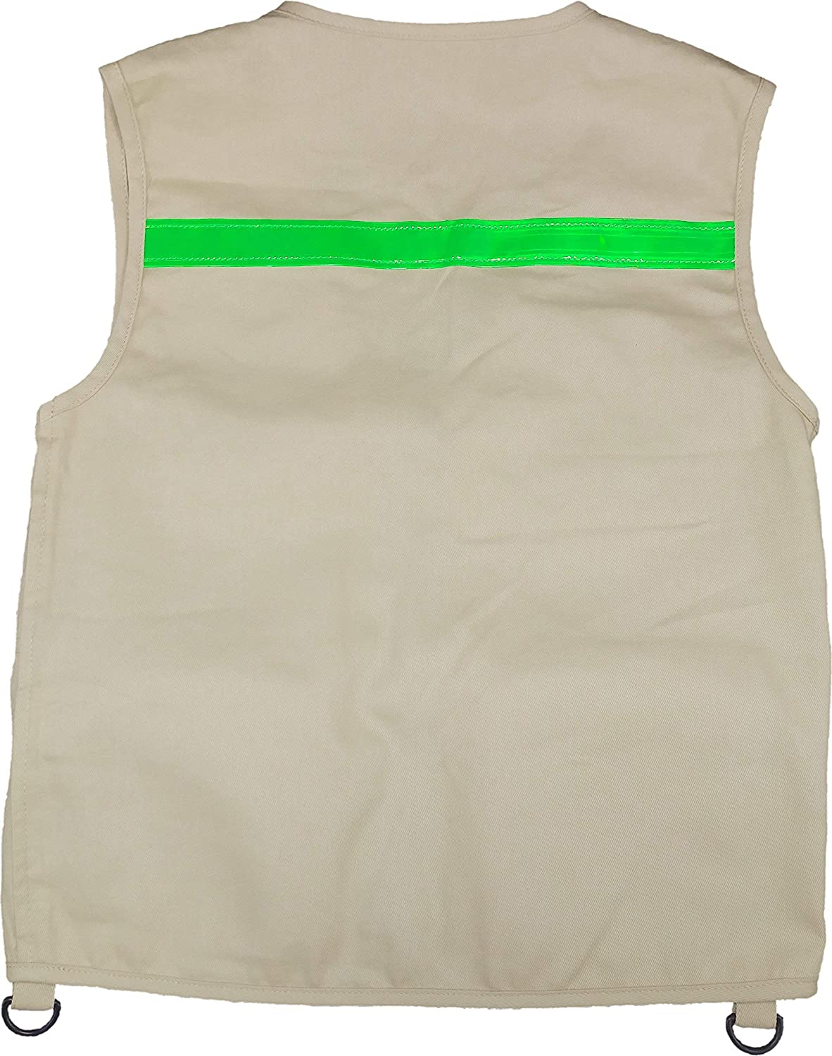 Eagle Eye Explorer Kids Cargo Vest with Reflective Safety Straps Perfect for UK