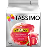 Tassimo Twinings Fruits of the Forest Tea, Pack of 5, 5 x 16 T-Discs