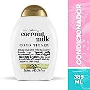 Condicionador Coconut Milk, OGX, 385 ml