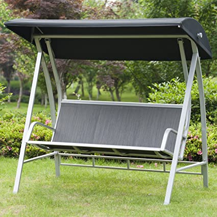 PatioPost Swing Lounge Chair Outdoor Canopy Sling
