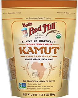 product image for Bob's Red Mill Organic Kamut(R) Khorasan Wheat Berries, 96 Ounce