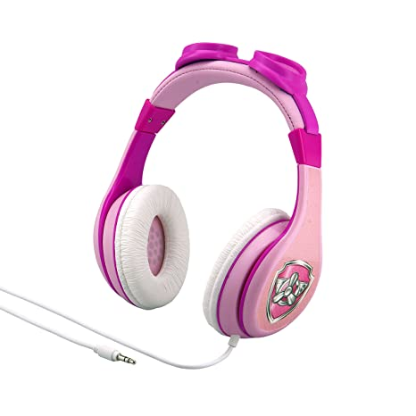 amazon com new paw patrol headphones skye paw patrol headphones