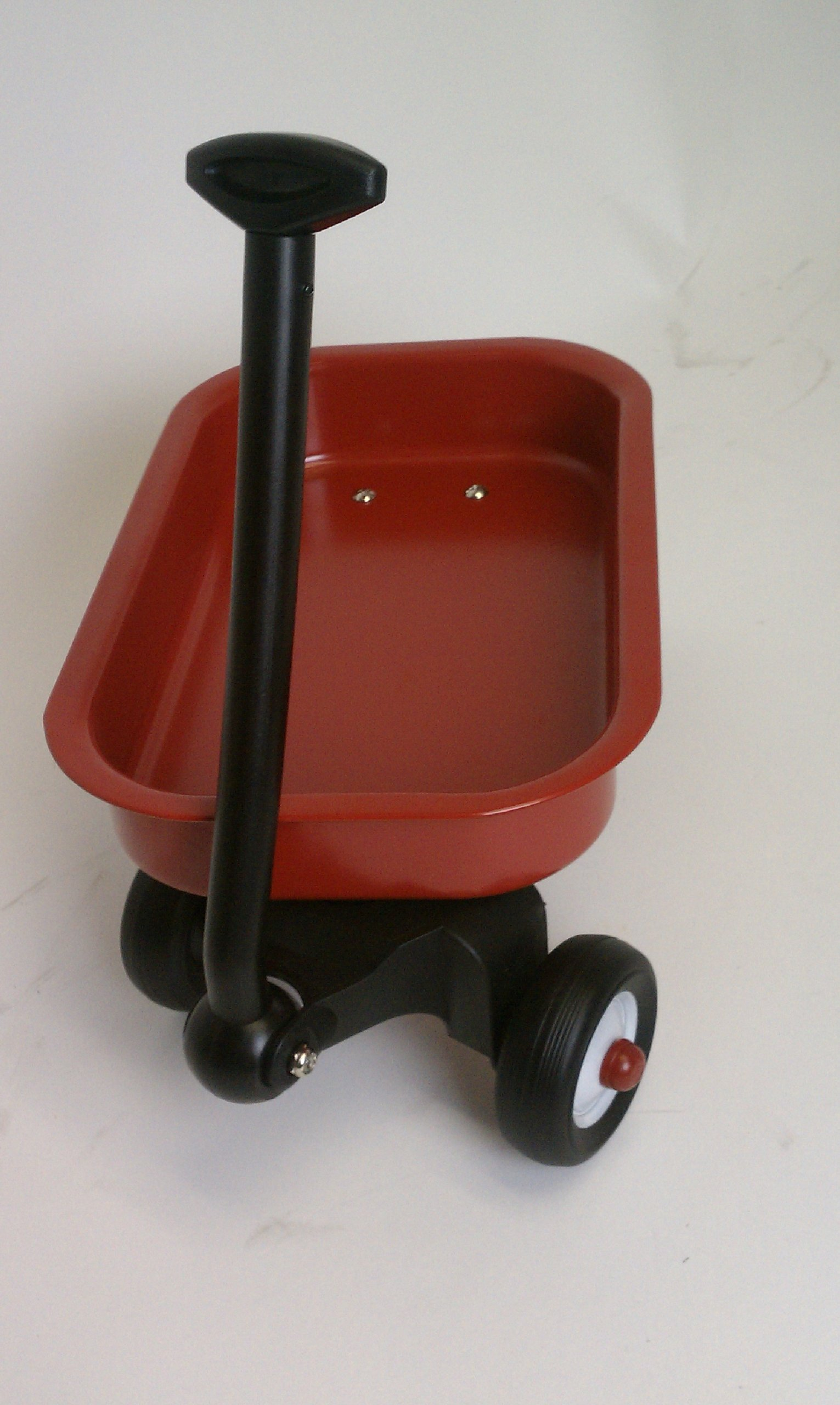 Adorable Childs Red Wagon by C&N Reproductions Inc