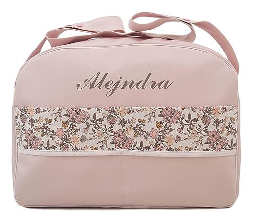 Maxi bolso para carrito de bebé BORDADA CON EL NOMBRE del bebé ...