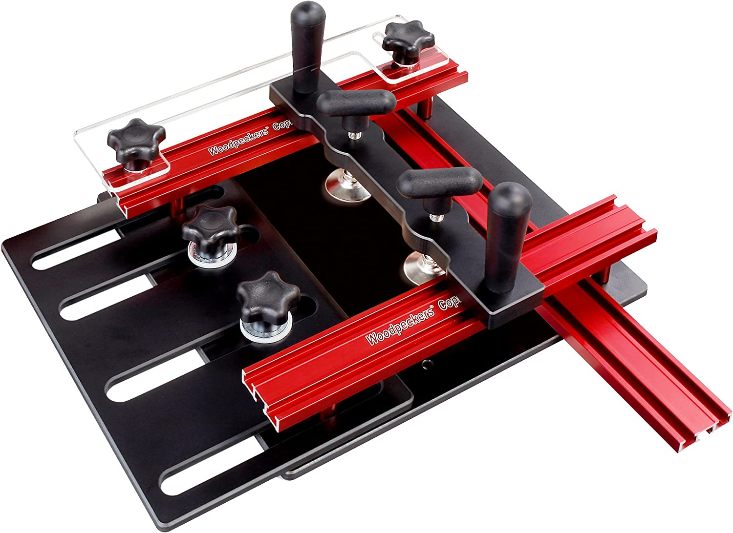 Woodpeckers Precison Woodworking Router Table Coping Sled