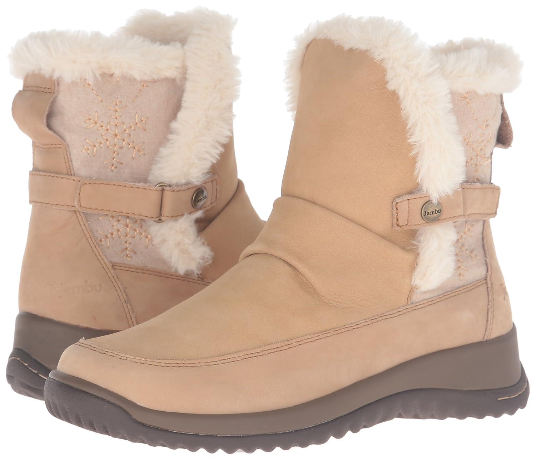 Jambu Women's Sycamore Snow Boot B01C3KVO3Q 7 B(M) US|Wheat