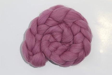 häkeln,Filzen,Spinnen,Kammzug,XXL. Chunky Wool 100/% Merino Wolle Arm stricken