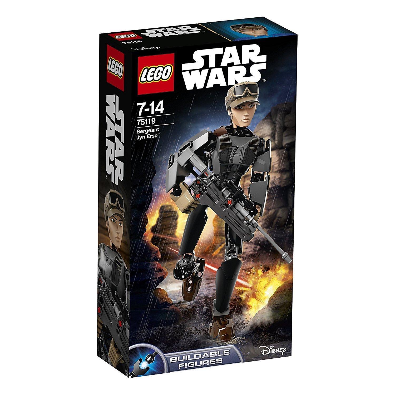 LEGO Star Wars Sargenta Jyn Erso