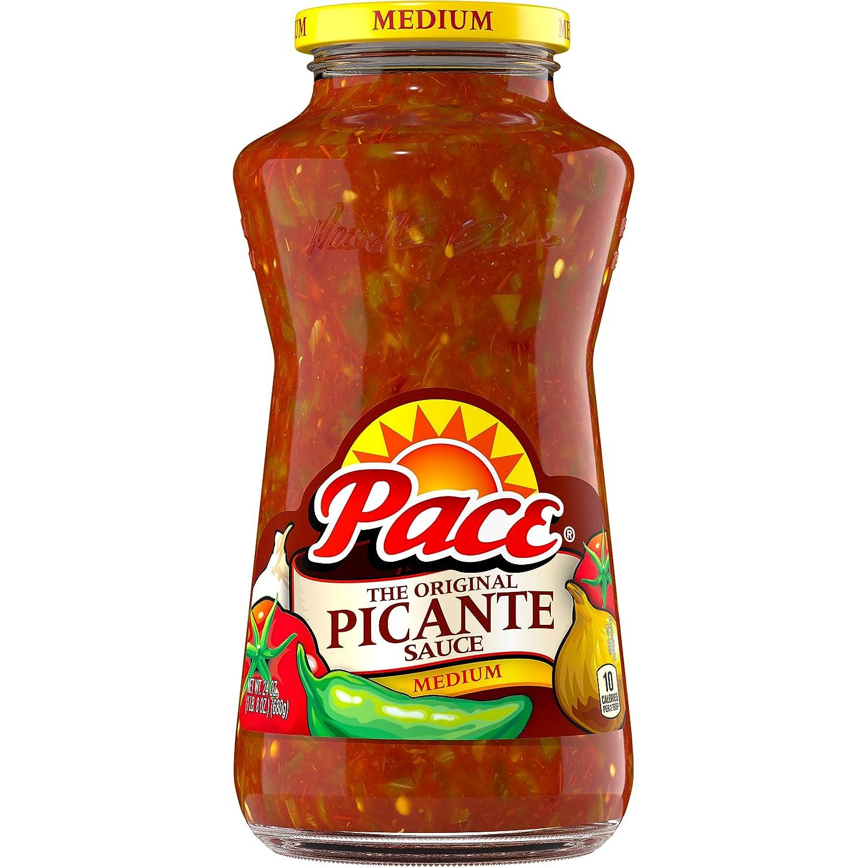 Pace Picante Sauce, Medium, 24 oz