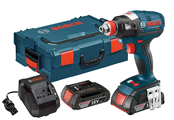 Bosch IDH182-02L 18-volt Brushless Socket Ready Impact Driver