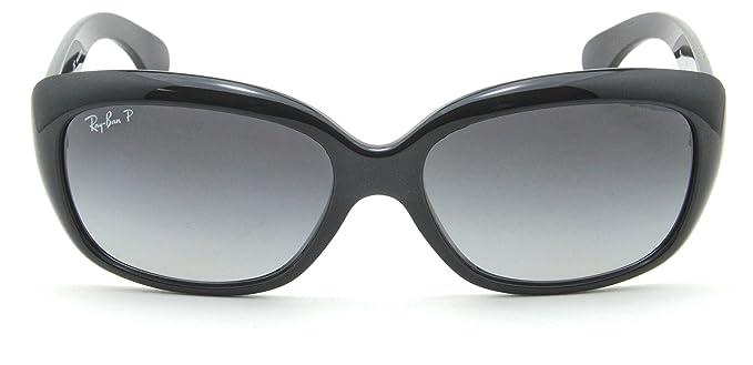Amazon.com: Ray-Ban RB4101 Jackie Ohh anteojos de sol mujer ...