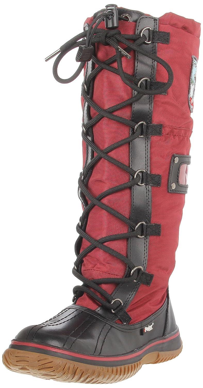 Pajar Women's Grip Boot B003C1QBDY 36 M EU / 5-5.5 B(M) Red/Black