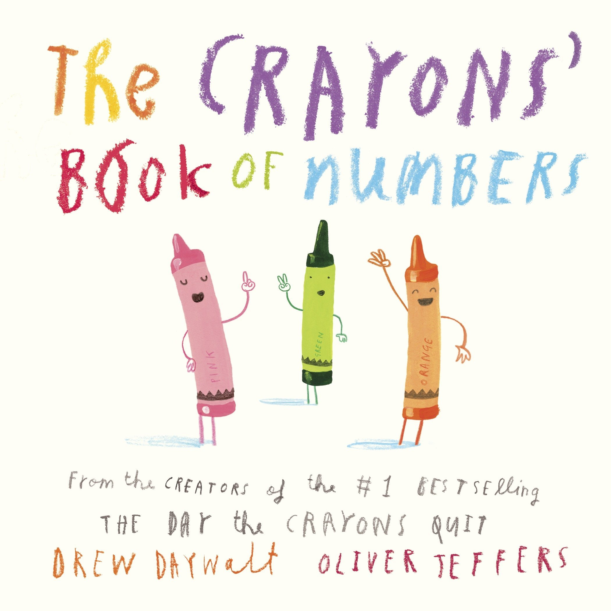 The Crayons' Book of Numbers: 80¢