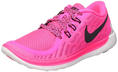81cd8b50f23eee Nike Free 5.0 (GS) Mädchen Sneakers  Amazon.de  Schuhe   Handtaschen